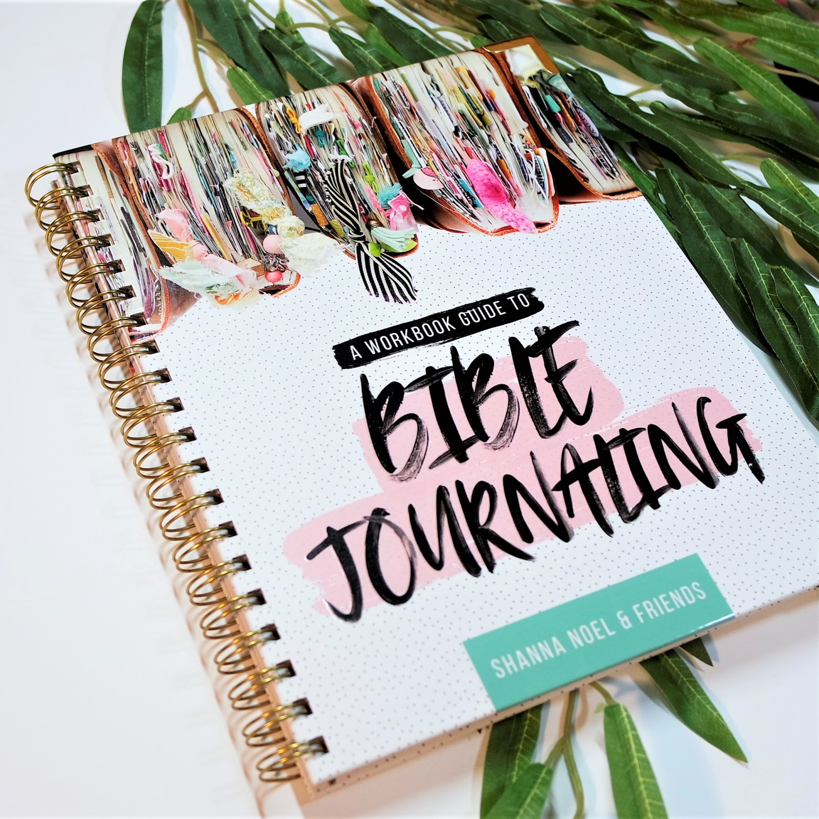 Illustrated Faith New Release Bible Journaling Workbook